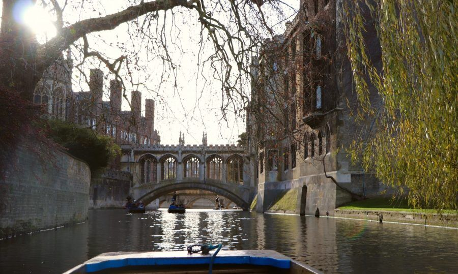 River Cam, Punting, Cambridge, Punting in Cambridge, History, About the River Cam