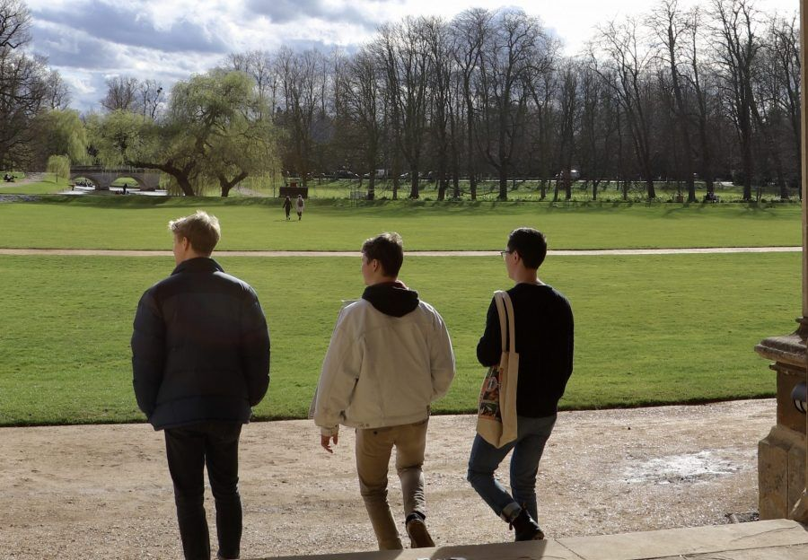cambridge, punting in cambridge, punting, river cam, walking tours, outdoor activities, spring,