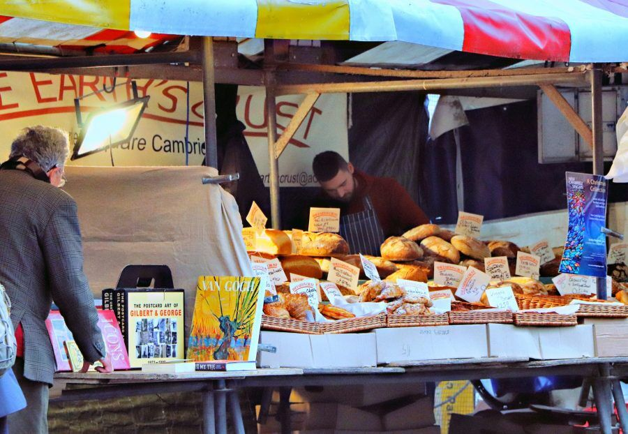 cambridge, cambridge markt, trading, market, market square