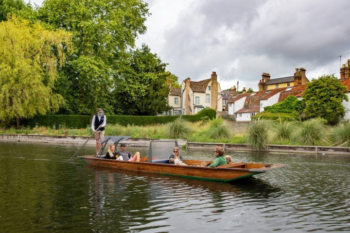 COVID Shared Punting, Cambridge Punting, Punting in Cambridge, COVID Tours