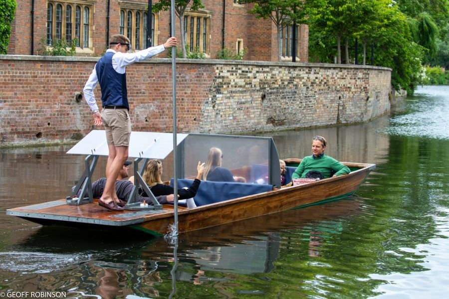 competition, traditional punting company, give away, punting in Cambridge, cambridge, big reopening, cambridge