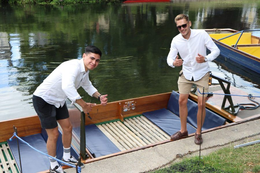 Punting in Cambridge, Punting Cambridge, Customer Reviews, Punting Tour Feedback, Top Rated Punting Tours, Cambridge Punting Experience